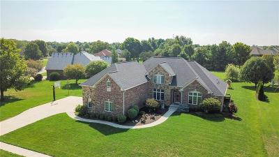 Brownsburg Single Family Home For Sale: 519 Southwind Drive