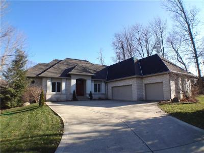 Fishers Single Family Home For Sale: 11289 Wedgefield Court