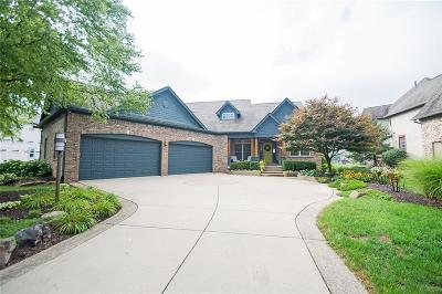 Noblesville Single Family Home For Sale: 6565 Pennan Court