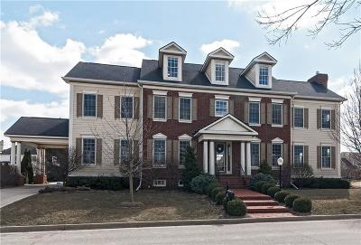Carmel, Westfield Single Family Home For Sale: 1917 West Main Street