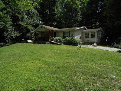 Owen County Single Family Home For Sale: 6656 Hudson Hill Road