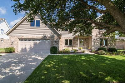 New Palestine Single Family Home For Sale: 4852 West Cedar Creek Place
