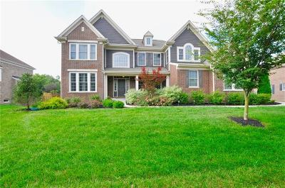 Fishers Single Family Home For Sale: 11863 Edgefield Drive