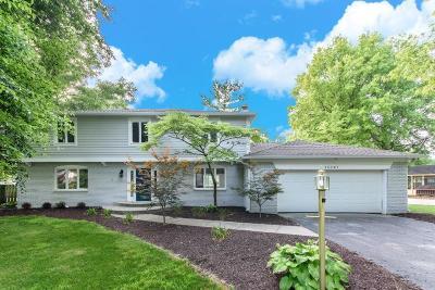 Carmel, Westfield Single Family Home For Sale: 12307 Windsor Drive