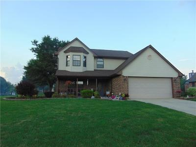 Whiteland Single Family Home For Sale: 500 Meadowlark Court