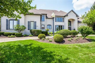 Hamilton County Single Family Home For Sale: 10476 Bishop Circle