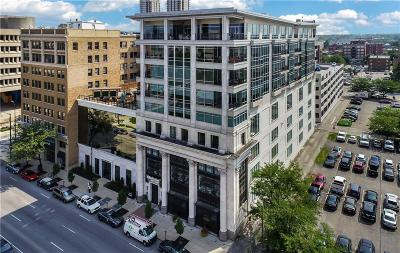 Indianapolis Condo/Townhouse For Sale: 429 North Pennsylvania Street #702
