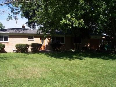 Avon Single Family Home For Sale: 180 Corottoman Court