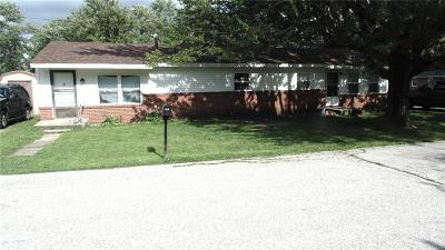 Greenfield IN Multi Family Home For Sale: $89,900