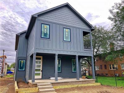 Indianapolis Single Family Home For Sale: 1719 North College Avenue