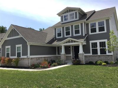 Fishers Single Family Home For Sale: 13336 Dennison Drive E