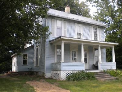 Montgomery County Single Family Home For Sale: 400 West Washington Street