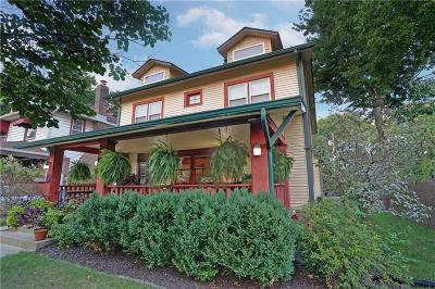 indianapolis Single Family Home For Sale: 3157 North Delaware Street