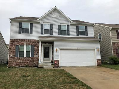 Camby Single Family Home For Sale: 8434 Gates Corner Drive