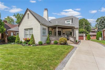 Single Family Home For Sale: 334 Blue Ridge Road