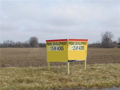 Noblesville Residential Lots & Land For Sale: 156th Street