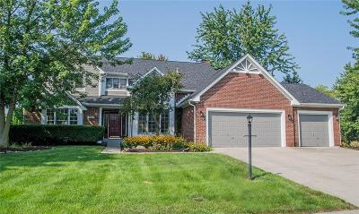 Indianapolis Single Family Home For Sale: 8358 Admirals Landing Place