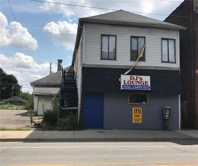 Indianapolis Commercial For Sale: 1707 Prospect Street