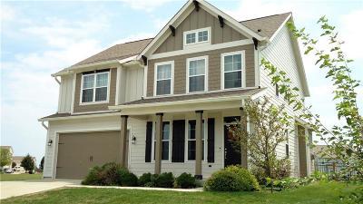 Camby Single Family Home For Sale: 13863 North Honey Creek Lane E