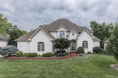 Greenwood Single Family Home For Sale: 3654 Highland Park Drive