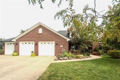 New Palestine Single Family Home For Sale: 5564 West Baywood