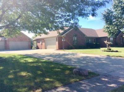 Brownsburg Single Family Home For Sale: 3533 Country Lane