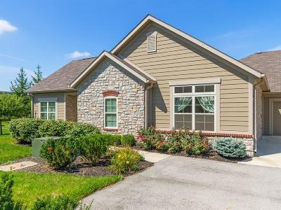 Mc Cordsville, Mccordsville Condo/Townhouse For Sale: 13907 Rue Charlot Lane #27