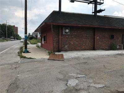 Indianapolis Commercial For Sale: 2959 East Michigan Street
