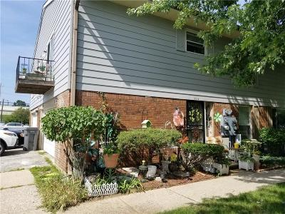 Indianapolis Condo/Townhouse For Sale: 6502 Lupine Terrace