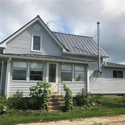 Clinton County Single Family Home For Sale: 7553 North County Road 680 W