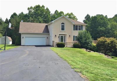 North Vernon Single Family Home For Sale: 800 South Stonehenge