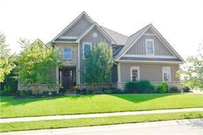 Fishers Single Family Home For Sale: 14529 Copper Springs Way
