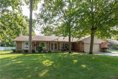 Brownsburg Single Family Home For Sale: 19 Woodstock Drive