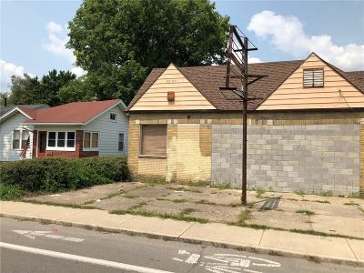 Indianapolis Commercial For Sale: 1842 East 46th Street