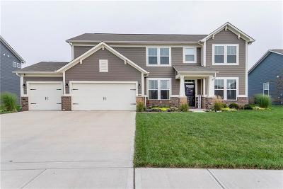 Brownsburg Single Family Home For Sale: 7708 Dunleer Drive
