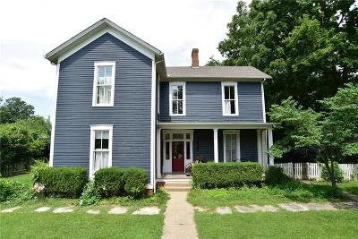 Parke County Single Family Home For Sale: 416 West High Street