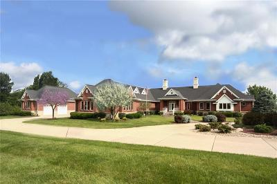 Greenwood Single Family Home For Sale: 1272 Stone Ridge Court