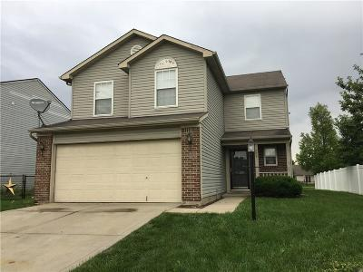 Brownsburg Single Family Home For Sale: 309 Harts Ford Way
