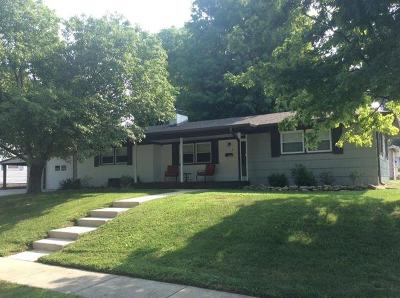 Noblesville Single Family Home For Sale: 410 James Drive