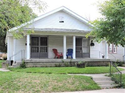 Indianapolis Multi Family Home For Sale: 1305 North Colorado Avenue