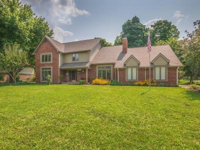 New Palestine Single Family Home For Sale: 4093 South Carrie Drive