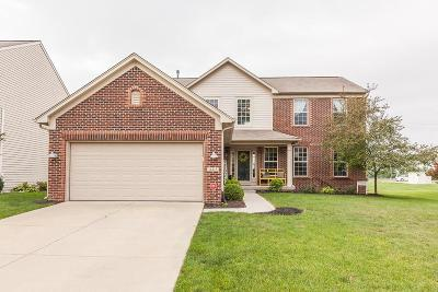 Fishers Single Family Home For Sale: 14115 Avalon East Drive