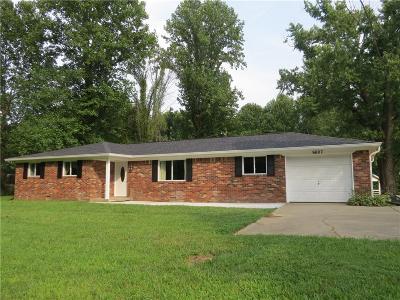 Monrovia Single Family Home For Sale: 6697 North Baltimore Road
