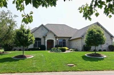 Delaware County Single Family Home For Sale: 500 South Pinehurst Lane