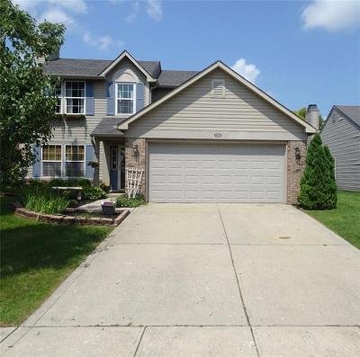Greenfield Single Family Home For Sale: 1184 Jasmine Drive