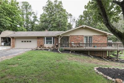 Camby Single Family Home For Sale: 6899 East Meadows Drive