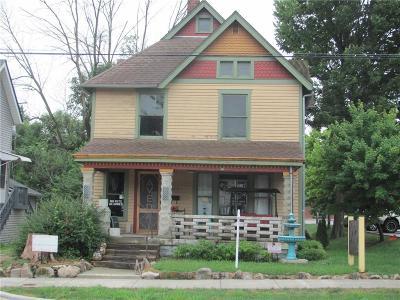 Franklin Single Family Home For Sale: 425 East Jefferson Street