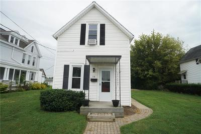 Batesville Single Family Home For Sale: 110 North Park Avenue
