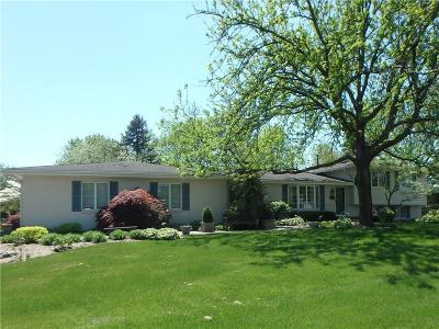 Fishers Single Family Home For Sale: 10491 East 116th Street