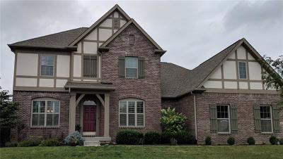 Noblesville Single Family Home For Sale: 16795 Meadow Wood Court